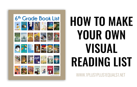 DIY REading List Video Cover