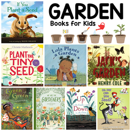 Garden Books for Kids