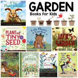 Garden Books for Kids