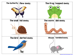 Mouse's First Spring Kindergarten Literature unit (21)