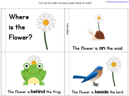 Mouse's First Spring Kindergarten Literature unit (31)