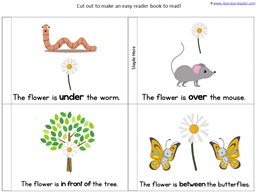 Mouse's First Spring Kindergarten Literature unit (32)