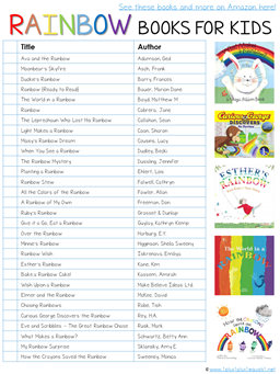 Rainbow Books for Kids (2)