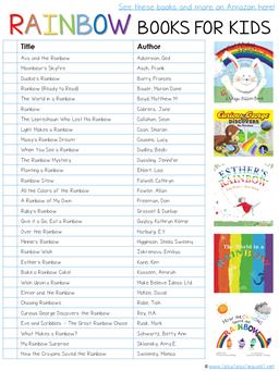 Rainbow Books for Kids (2)